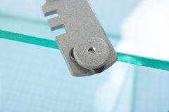 Glass cutter Royalty Free Stock Images