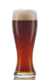 Glass of Dark Ale Stock Image
