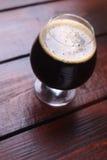Glass of dark stout Royalty Free Stock Photo