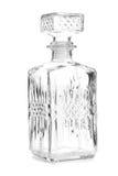 Glass decanter Royalty Free Stock Photos