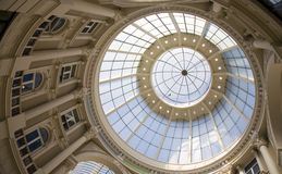 Glass dome 2 Royalty Free Stock Image