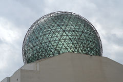 Glass dome Stock Image