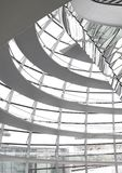 Glass Dome Interior Royalty Free Stock Photos