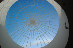 GLASS DOME ROOF Royalty Free Stock Image