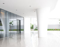 Glass door Stock Photos