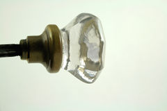 Glass Doorknob Royalty Free Stock Photography