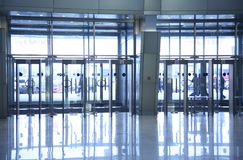 Free Glass Doors Stock Photos - 4039913