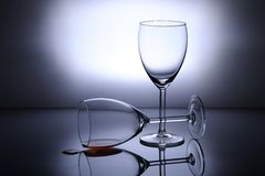 Glass Double Stock Photography