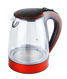 Glass Electric Kettle Royalty Free Stock Photography