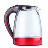 Glass Electric Kettle Stock Images