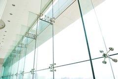 glass fönster Arkivfoton