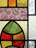 glass fönster Fotografering för Bildbyråer