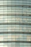 Glass facade Royalty Free Stock Photos