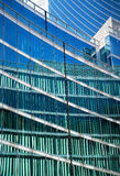 Glass facade Stock Photo