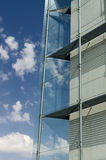 Glass Facade stock images