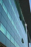 Glass Facade - 4. Glass Facade of a Modern Building Stock Image