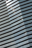 Glass facade, Barcelona, Spain Stock Images