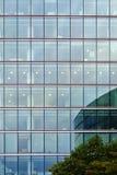 Glass facade Stock Photo