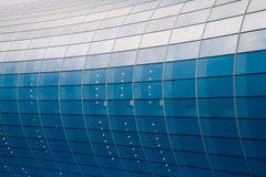 Glass facade Stock Photos