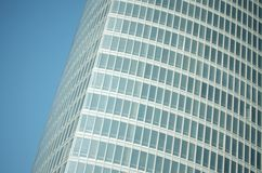 Glass facade Royalty Free Stock Images