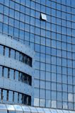 Glass facade Royalty Free Stock Photos