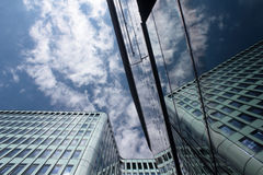 Glass facade. Stock Photography