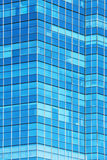 Glass facade of modern office building Stock Photography