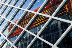 Glass Facade Royalty Free Stock Photography