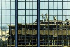 Glass facade Stock Image