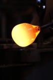 Glass factory Stock Photo
