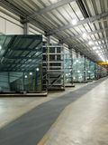 Glass Factory Royalty Free Stock Image