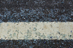 Glass falls on the road and broken. The shattered glass was spread out on the road. It be come dangerous must be careful while dri. Ving also created difference royalty free stock photography
