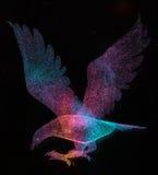 Glass Fiber Bird Royalty Free Stock Photo