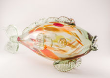 Glass fish stock photography