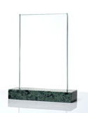 Glass frame Royalty Free Stock Photography