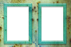 Glass Frames Royalty Free Stock Photography
