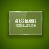Glass framework. Vector illustration. royalty free illustration