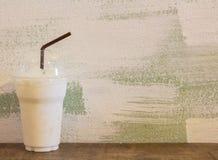 Glass of fresh milk Stock Photography