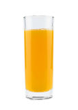 Glass of fresh orange juice Stock Photography