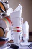 glass fruktsaft Royaltyfri Bild