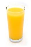 glass fruktsaftorange Royaltyfri Foto