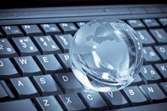 Glass globe Stock Photos