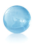 Glass globe royalty free stock images