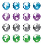 Glass_globe Royalty Free Stock Photos