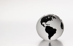 Glass globe Stock Photography