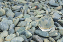 Glass globe Royalty Free Stock Photography