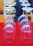 Glass goblet Royalty Free Stock Photo