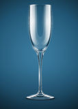 Glass goblet for wine drink Royalty Free Stock Photo
