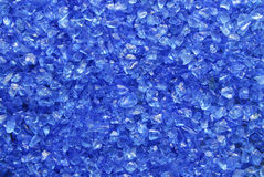 Glass granules Stock Photos