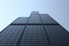 Glass High Rise Building Royalty Free Stock Photos